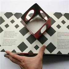 立体风格的创意书本设计图片欣赏