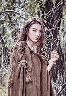 丛林少女宋祖儿最新写真